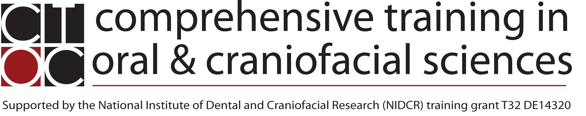 Comprehensive Training in Oral and Craniofacial Sciences