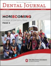 OSU College of Dentistry Dental Journal Winter 2019